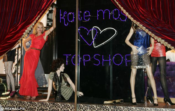 """topshop is one of the biggest british fashion stores British high street chain topshop will be """"taking a  topshop taking a break from london fashion  its catwalk shows had become one of the biggest draws."""