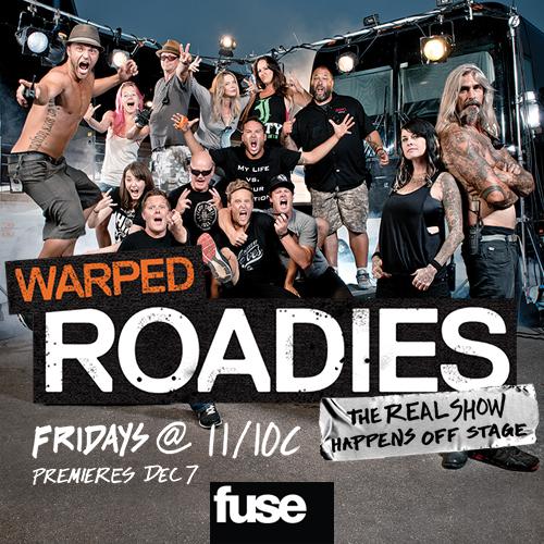 Warped Tour Roadies