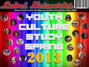 Label Networks' 13th Annual Spring Youth Culture Study.