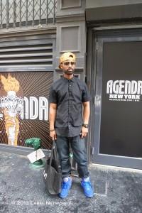 Welcome to Agenda NYC, 82 Mercer Street.