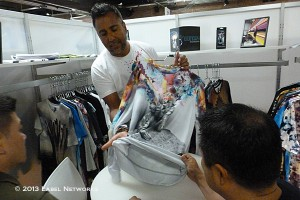 Photo screened shirts are among a growing movement capturing design inspiration within apparel on uniquely soft fabrics.