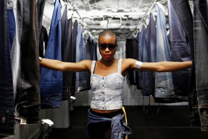 Denim, urbanwear, and streetwear make up a large portion of Bread & Butter.