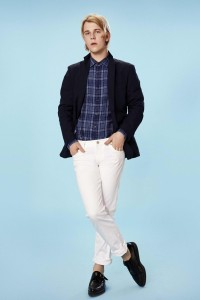Tom Odell for Uniqlo.