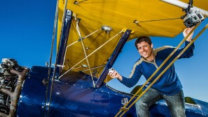 GoPro founder and CEO Nick Woodman. Photo: Eric Millette for Forbes.