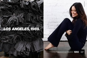 Gap's 1969 space brought authenticity and cred to the large retailer/brand.