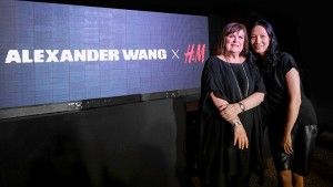 Next designer collaboration for H&M is with Alexander Wang.