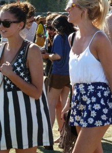 Americana at Coachella.