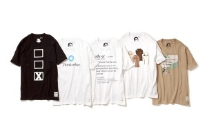 From Pharrell's i am OTHER collaboration with Uniqlo UT.