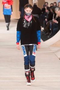 Moto inspired fashion.