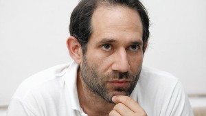 Dov Charney, former CEO, ousted by his board June 18, 2014.