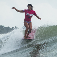 Swatch Girls Pro China 2013 Wanning