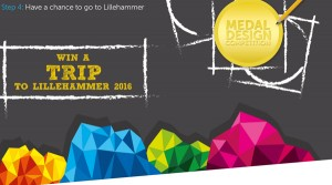 IOC launches design competition for the medals among young designers for the Youth Olympic Games in Lillehammer, 2016.