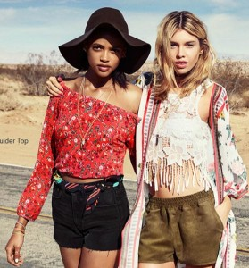 From H&M Loves Coachella collection.
