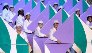 Rio 2016 Olympics is now accepting applications for volunteers for the Opening Ceremony.
