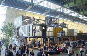 Bread & Butter's former space, the Airport Tempelhof, now under consideration as a location to house incoming refugees in Berlin.