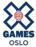 New logo for X Games Oslo.