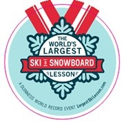 Snow Sports Industry to set biggest snowboard and ski lesson in the world.