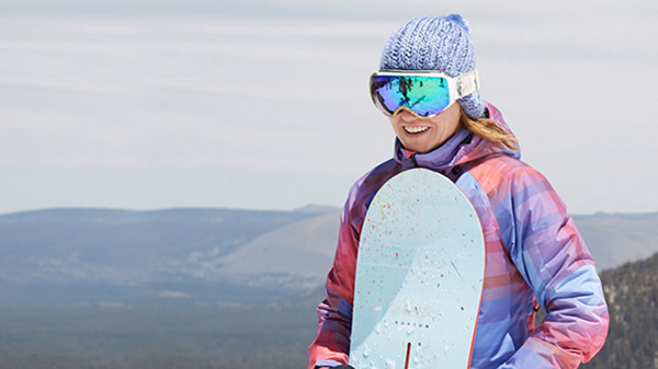 burton snowboards marketing strategy