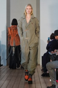 Designer Hannah Jinkins' winning collection of the H&M Design Awards.