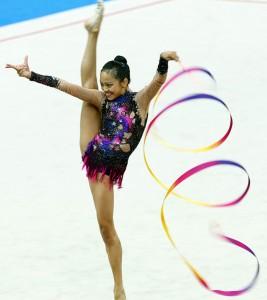 Rhythmic Gymnastics...