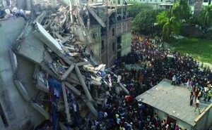 3 years since the Rana Plaza collapse killing 1,334 people and injuring many others.