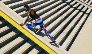 H&M offering up trendsetting athleisure.