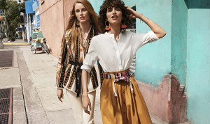 H&M releases latest sustainability report.