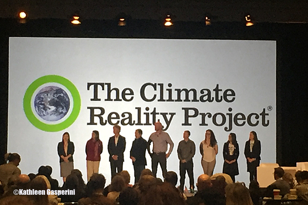 Recipients of the coveted Green Circle Awards by outstanding work. Many from the I AM PRO SNOW 100% Renewables Campaign.